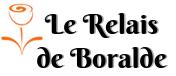 Le Relais de Boralde Logo